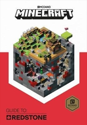 Minecraft Guide to Redstone | Paperback Book