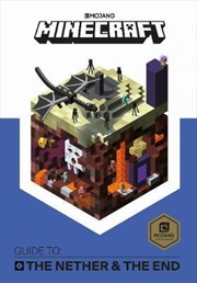 Minecraft Guide to the Nether and the End | Paperback Book