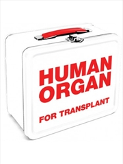 Human Organ Transplant Fun Box | Lunchbox