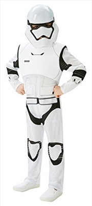 Child Star Wars Stormtrooper  Deluxe Costume - 11-12 YEARS | Apparel