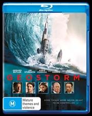 Geostorm | Blu-ray