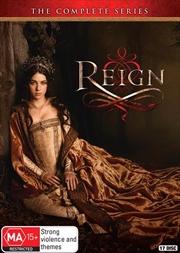 Reign - Season 1-4 | Boxset