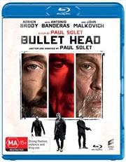 Bullet Head | Blu-ray