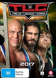 WWE - TLC - Tables, Ladders, Chairs 2017 | DVD