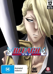 Bleach Shinigami - Collection 5 - Eps 168-217 | DVD
