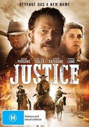 Justice | DVD