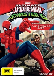 Ultimate Spider-Man - The Symbiote Saga