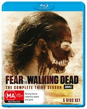 Fear The Walking Dead Season 3 (SANITY EXCLUSIVE)