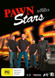 Pawn Stars - High Stakes | DVD