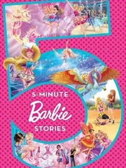 Barbie: 5-Minute Stories | Hardback Book