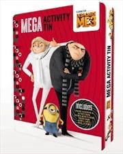 Despicable Me 3: Mega Activity Tin | Hardback Book