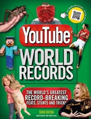 Youtube World Records | Hardback Book
