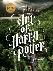 Art Of Harry Potter | Paperback Book