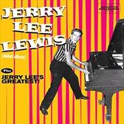 Jerry Lee Lewis + Jerry Lee's Greatest Hits + Bonus Tracks | CD