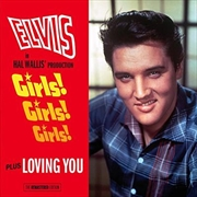 Girls! Girls! Girls! (Bonus Tracks) | CD
