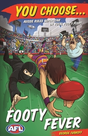 You Choose: Footy Fever | Paperback Book