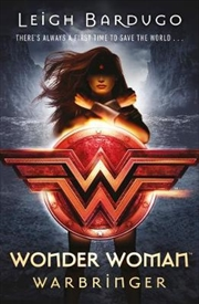 Wonder Woman: Warbringer Dc Ic | Paperback Book