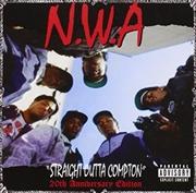 Straight Outta Compton (20th Anniversary Edition) | CD