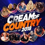 Cream Of Country 2018 | CD/DVD