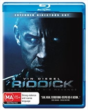 Riddick - Director's Cut Edition | Blu-ray + UV