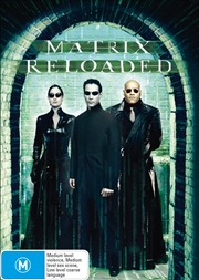 Matrix Reloaded | DVD
