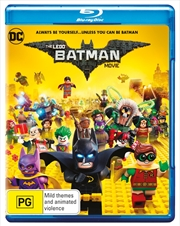 LEGO Batman Movie | Blu-ray