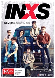 INXS - Never Tear Us Apart | DVD