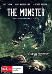 Monster, The | DVD