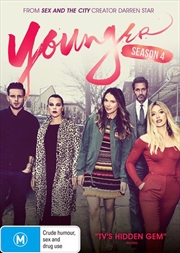 Younger - Season 4 | DVD