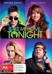 Take Me Home Tonight | DVD