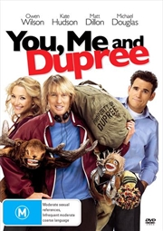 You, Me And Dupree | DVD