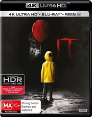 IT | Blu-ray + UHD