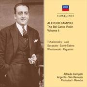 Bel Canto Violin - Volume 4 | CD