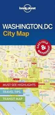 Washington Dc City Map: Edn 1 | Sheet Map