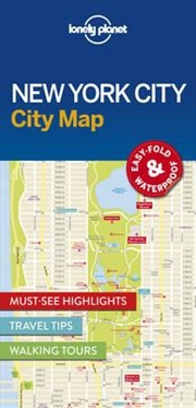 New York City Map: Edition 1 | Sheet Map