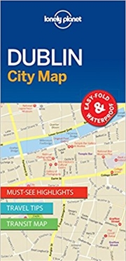 Dublin City Map: Edition 1 | Sheet Map