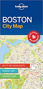 Boston City Map: Edition 1 | Sheet Map
