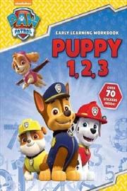 Paw Patrol: Puppy 1 2 3