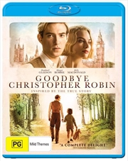 Goodbye Christopher Robin | Blu-ray
