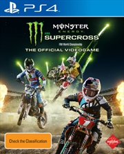 Monster Energy Supercross | PlayStation 4