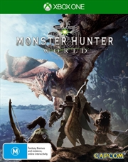 Monster Hunter World | XBox One