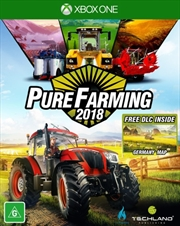 Pure Farming 2018 | XBox One