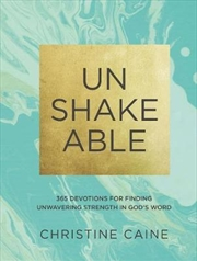 Unshakeable: 365 Devotions For