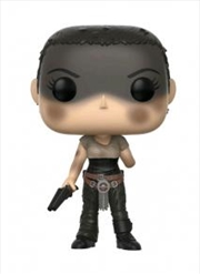 Furiosa With Missing Arm