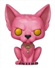 Lying Cat Pink