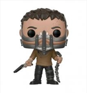 Max With Cage Mask | Pop Vinyl