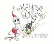 The Nightmare Before Christmas | Hardback Book