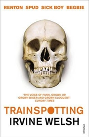 Trainspotting | Paperback Book