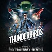 Thunderbirds Are Go,  Vol. 1 - (original Television Soundtrack)   CD