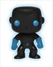 Aquaman Silhouette Glow